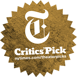 New York Times Critics Pick