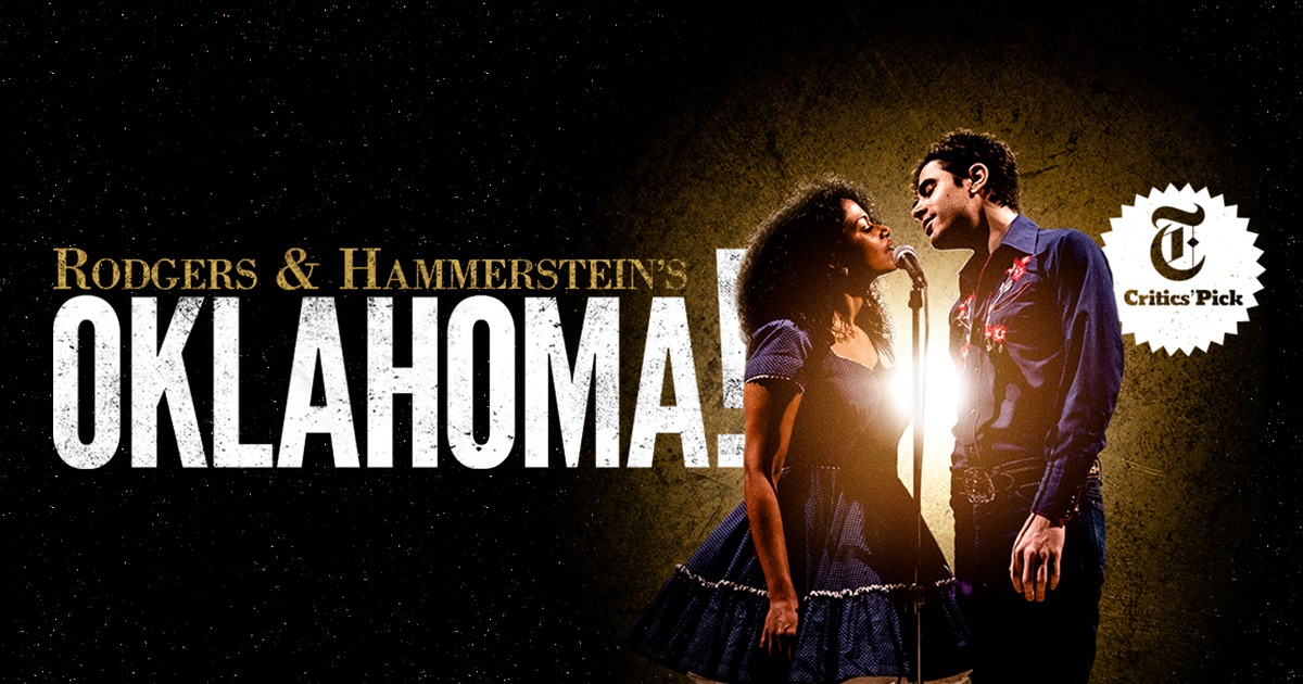 Rodgers & Hammerstein's OKLAHOMA! | Official Broadway Site