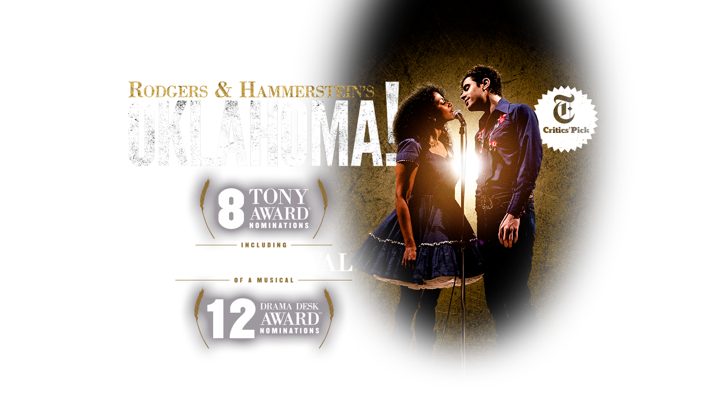 Rodgers & Hammerstein's OKLAHOMA! 8 Tony Award Nominations