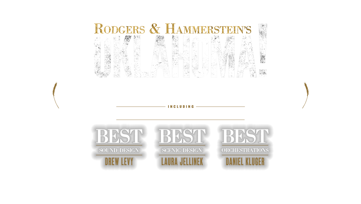 Rodgers & Hammerstein's OKLAHOMA! Creative Team Tony Award Nominations