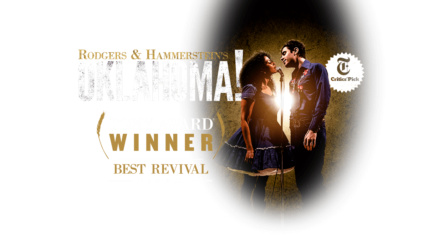 Rodgers & Hammerstein's OKLAHOMA! Tony Award Winner Best Revival